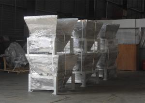 China Food Industry 316L Automatic Bag Slitter With Hopper wholesale
