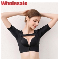 China NANBIN Arm Corset Slimming Upper Body Shaper With Sleeves wholesale