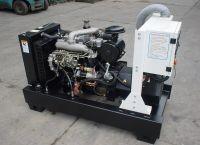 China Original ISUZU 4JB1 Diesel Generator Set 20kw/25kva Silent Type Power Generator wholesale