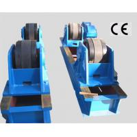 China Adjustable Vessel Pipe Rollers Hydraulic Bending Machine Digital Display VFD wholesale
