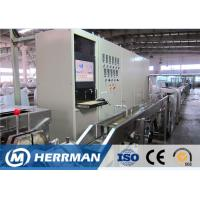 China BM Screw Optical Fiber Cable Sheathing Machine For Steel Wires / FRP Enforced Tube wholesale