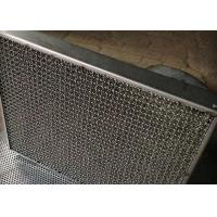 China 304 Stainless Steel Mesh Gas Liquid Filter Corrosion / High Temperature Resistance wholesale