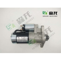 China M1T68281 199-2334 Mitsubishi Caterpillar Excavator Starter Motor on sale