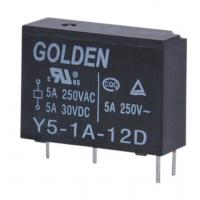 3A Subminiature Home Appliance Relay Y5 SRB JZC-43F ROHS Compliant