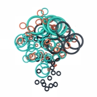 China NBR FKM Rubber O Rings wholesale