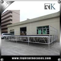 China 2016 aluminum outdoor concert stage sale,portable stage platform aluminum stage on sale