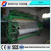 2016 High Productivity Full Automatic Multifunction Crimped Wire Mesh Weaving Machine