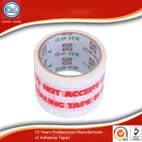 China 45mic BOPP Packaging Tape Eco-friendly Durable Viscosity Professional wholesale