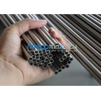 China TP347 / 1.4550 SS Sanitary Tube Size 25.4*2.11mm For Fuild Industry wholesale