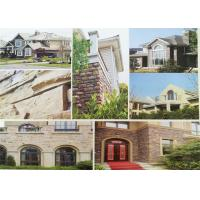 Rectangle Exterior Faux Stone Stone Siding Panels For Homes Of Item 105857742