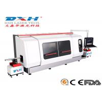 China 500W Metal Laser Cutting Machine / Laser Tube Cutting Machine Chiller Coolding Type wholesale