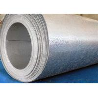 China Stable Stucco Embossed Aluminum Sheet Corrosion Resistance / Thermal Conductivity wholesale