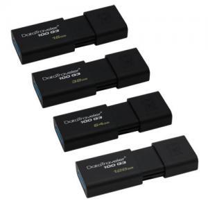 Quality Kingston 16GB 32GB 64GB 128GB DT 100 USB3.0 Flash Pen Drive Memory Stick Key for sale