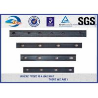 Buy cheap 115RE Rail Joints Splice Bar Railway Fish Plate Wtih AREMA Standard from wholesalers