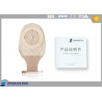 Open Type One Piece Drainable Ostomy Pouch For Hospital Ostomy Patient