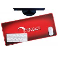 China Full Color Printing Extended Keyboard Mouse Pad Anti Slip With Stitched Edges wholesale