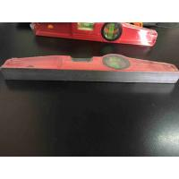 "China Aluminum Alloy Scaffolding Spirit Level  / 10"" Spirit Level With Magnetic wholesale"