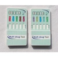 Quality Clinical / Home Urine Drug Screen Test Kits , Urine Test Strips CLIA WAIVED for sale