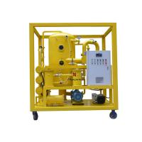 Buy cheap ZYD-T Ultra High Vacuum Transformer Oil Treatment Machine from wholesalers