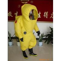 China EC Approved Heavy Type Chemical Protective Suit wholesale