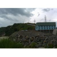 China 17MW Vertical Francis Turbine Hydropower Project With substation wholesale
