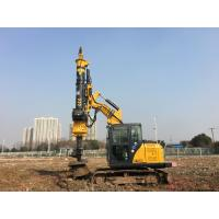 China KR40 Hydraulic Rotary Piling Rig with Power Head Torque Max 40kNm , 1200mm diameter wholesale