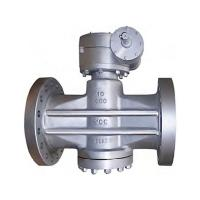 China Self - Lubricating API 6D Plug Valve Pressure Balance Anti - Static ANSI B 16.10 wholesale