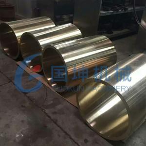 China Bronze centerifugal castings on sale