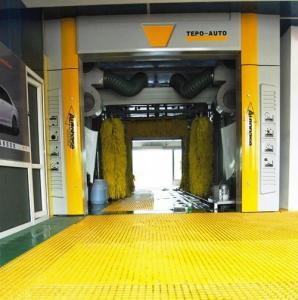 China TEPO - AUTO stability Automatic Car Wash Machine , vehicle washing equipment energy saving wholesale