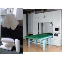 China Vacuum Table Horizontal Foam Contour Cutter with Oscillating Blade For Memory Foam wholesale