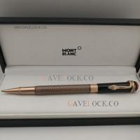 China Rose Gold Montblanc Heritage Collection Pen w/Box For Sale Best Gift Set on sale