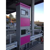China Self Service Parking Lot Used Kiosk for Card Dispensing and Payment wholesale