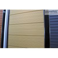 China Lined Surface Exterior Wall Board Panel , Easy Clean Exterior Facade Panels wholesale