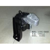 China Right Rubber and Metal Toyota Replacement Body Parts of Engine mounting for Toyota Corolla ZZE122 OEM No 12305-0D080 wholesale