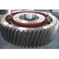 China High Quality Alloy Steel Big Planet Gear Nonstandard Forging Supply Helical Gear for Farm Machine wholesale