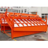 China Small Amplitude High Frequency Screen 10-15 Tons Per Hour Processing Capacity ERGPS-2×2 wholesale