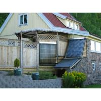 China Custom Residential Separate Pressurized Solar Water Heating System for Balcony wholesale