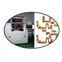 China Precision UV CNC Laser Cutter For Flexible Printed Circuit Boards , High Speed CNC Metal Laser Cutting Machine wholesale