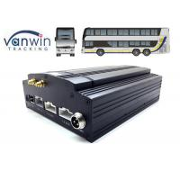 China Vehicle MDVR D1 H.264 HDD 4G GPS 8channel dvr security system wholesale