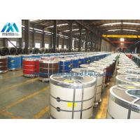 China Hot Rolled Color Coated Aluminum Coil PPGI Steel Coil SPCD Q195 DC01 SPCC wholesale