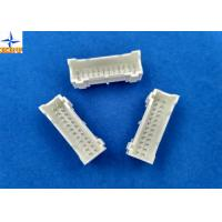 China wire to board connector with 2.00mm pitch dual row vertical type wafer connector shrouded header wholesale
