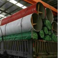 China 28mm Stainless Steel Tube Hot Finished Seamless Tube Corrosion Resistant wholesale