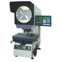 China Switchable Lens Optical Profile Projector Programmable Z Axis 90mm Optical Comparator wholesale