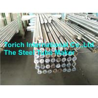 Quality 45# 40Cr 2Cr13 Sus304 Precision Cold Drawn Honing / Polishing Piston Rod For Machinery for sale