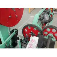 China Automatic Wire Mesh Machine Barbed Wire Machine For Weld Wire Mesh Fence wholesale