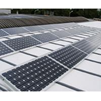 China Mill Finished / Anodized Aluminum Solar Panel Frame for Photovoltaic Solar Mounting wholesale