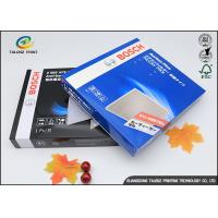 China Custom Printed  Electronics Packaging Box , Premium Packaging Boxes OEM Accepted wholesale