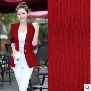 Weft Dyeing Polyester Spandex Merbau style Knitting Stretch fabric skirt fashion spot
