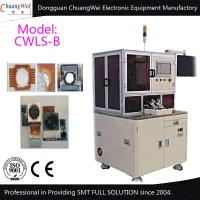 China PLC Action Quickly Laser Tin Ball Spraying Soldering Machine , Length 1070±5mm wholesale