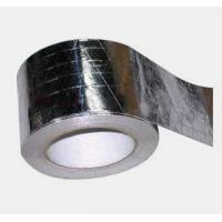 China Self Adhesive Aluminum Adhesive Tape / High Temperature Aluminum Tape Foil Tape For Insulation wholesale